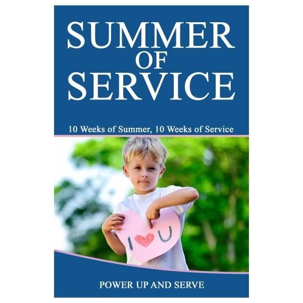 Summer of Service eBook