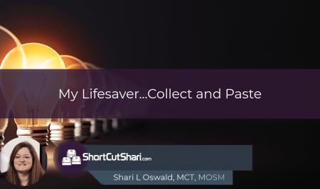 TIP!Tuesdays – My Lifesaver