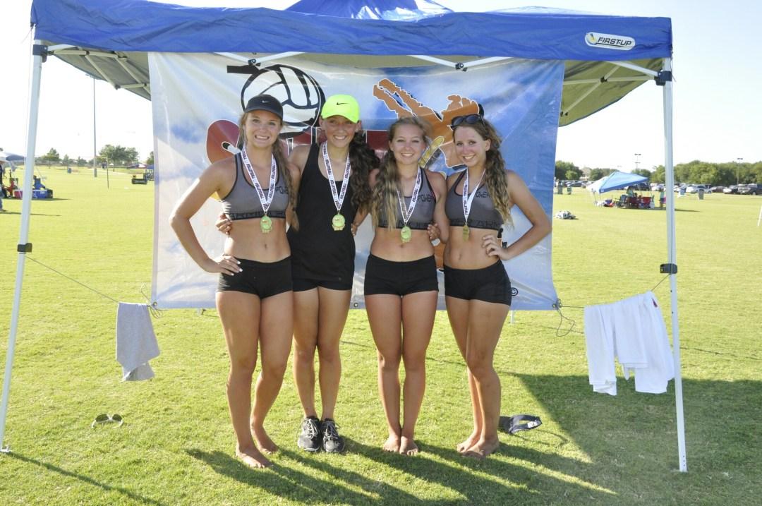 Spikefest champions