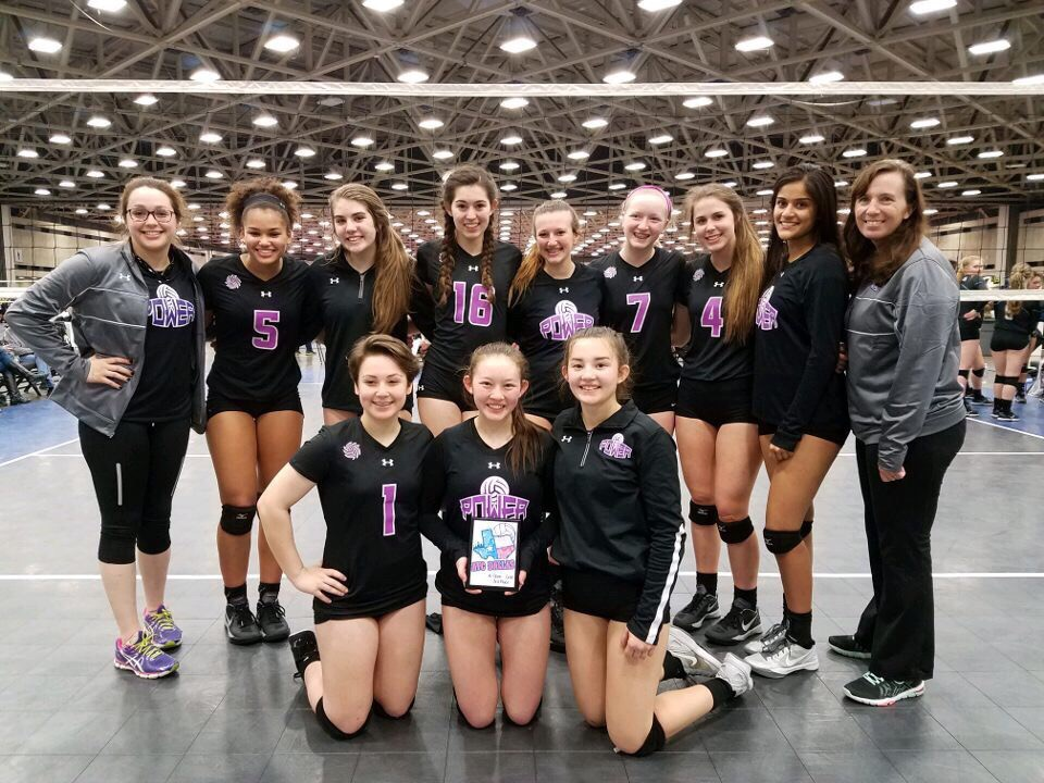 15-1 AVC 3rd Place