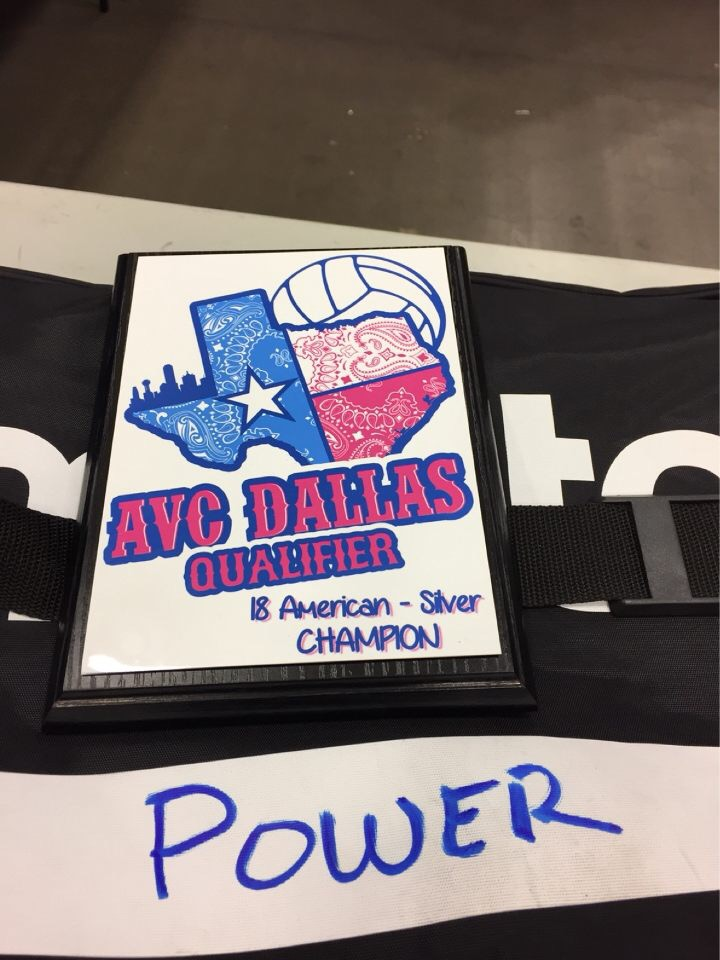 18's AVC NQ Silver Champs