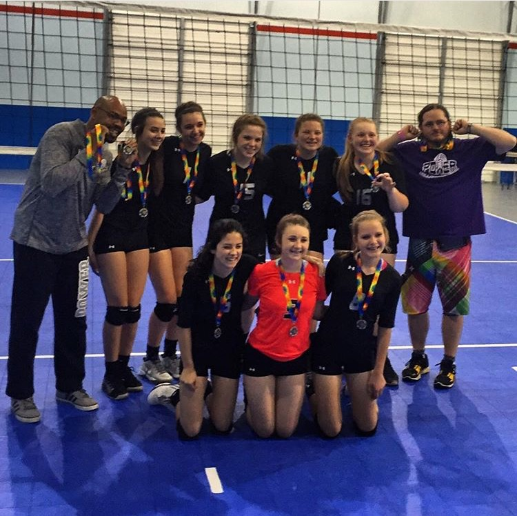 Molten March Madness Power 14-2 Silver Champions