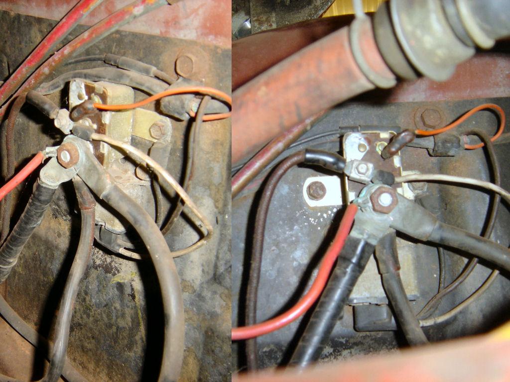 hight resolution of starter relay wiring diagram 1965 dodge d200