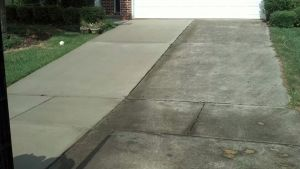 Power Washing Montclair, New Jersey - Driveway