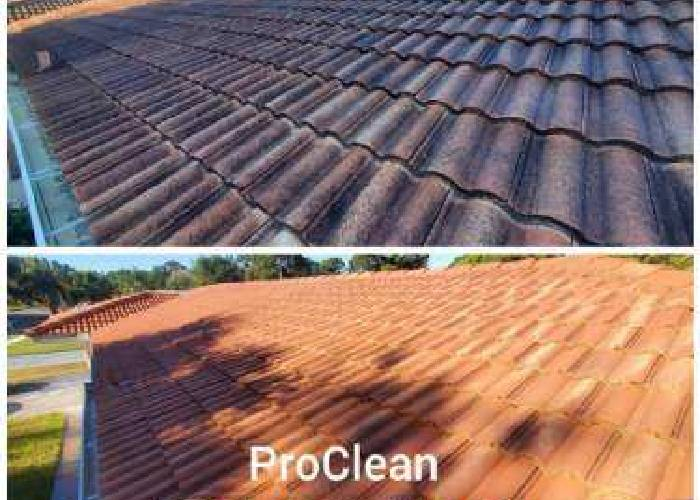 cleaning your tile roof should you do