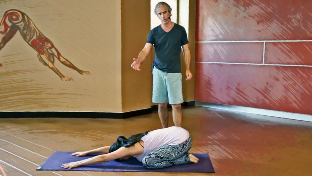 Poses pour le soulagement de la douleur au bas du dos