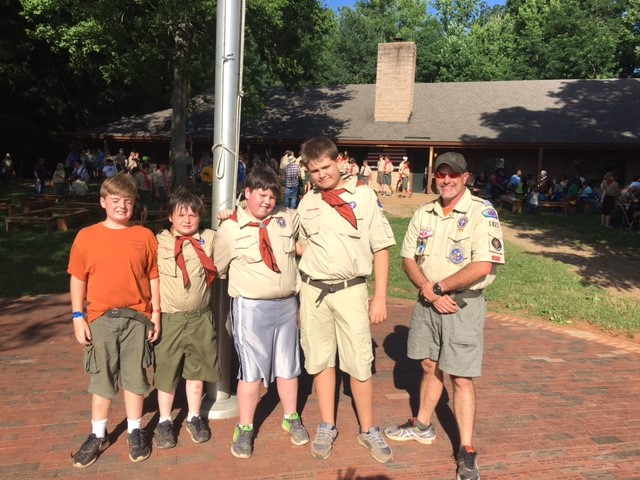 2017 Scouts