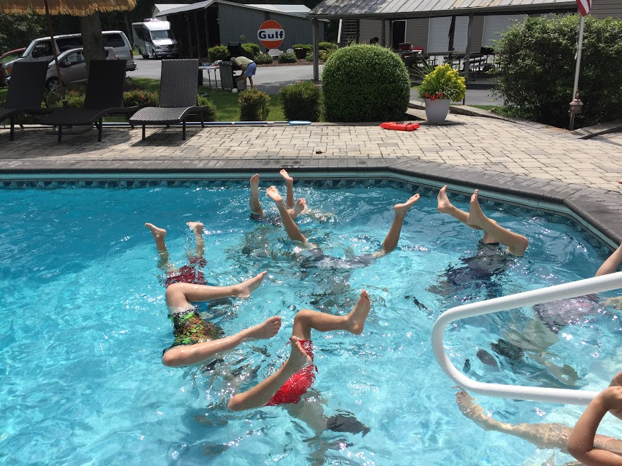 2017 Youth Pool Party