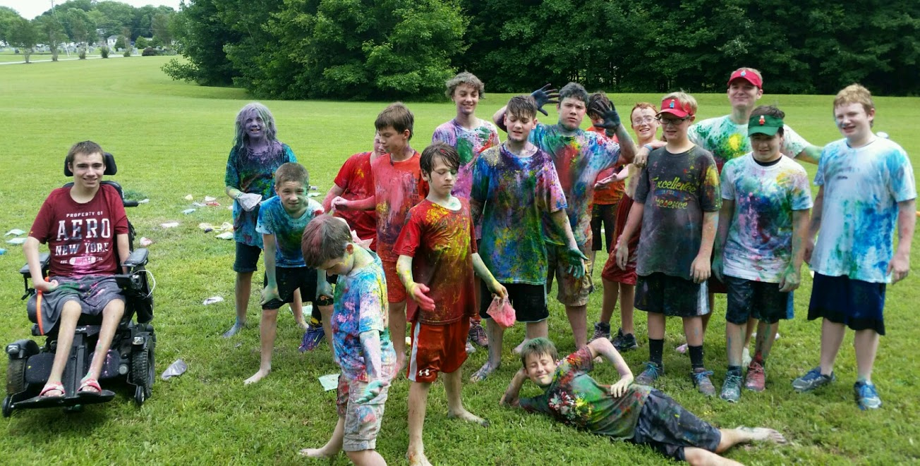 2017 Youth Color War