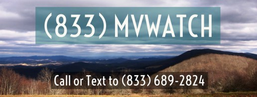 Mountain Valley Watch Banner