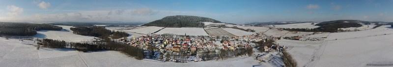 Singen im Winter