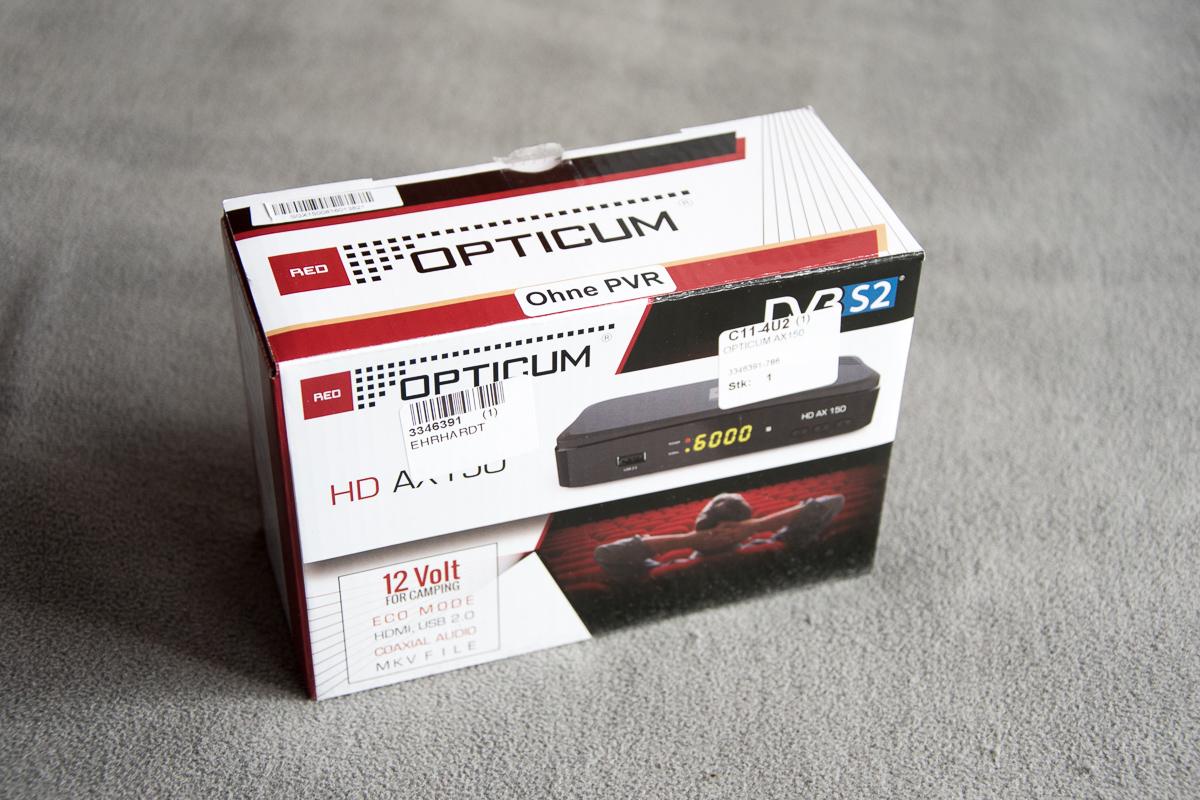 opticum ax150