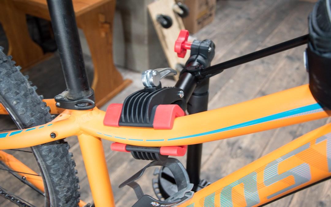 relaxdays Fahrrad Montageständer