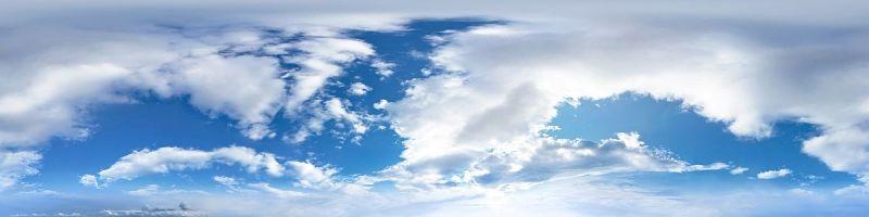 panorama fake sky