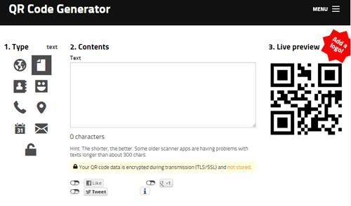 QR-code-generator