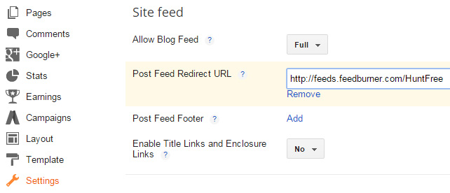 post-feed-redirect-URL