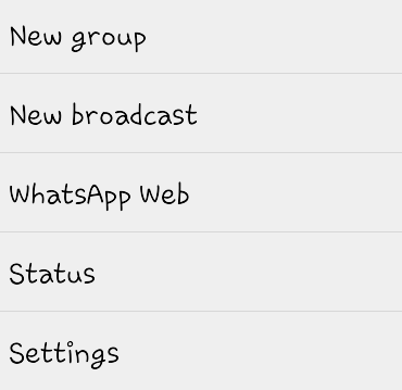 WhatsApp-Phone-Setting