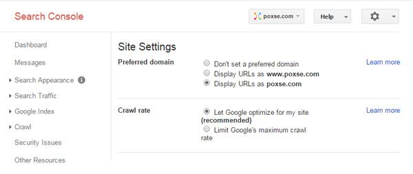 google-webmaster-set-preferred-domain
