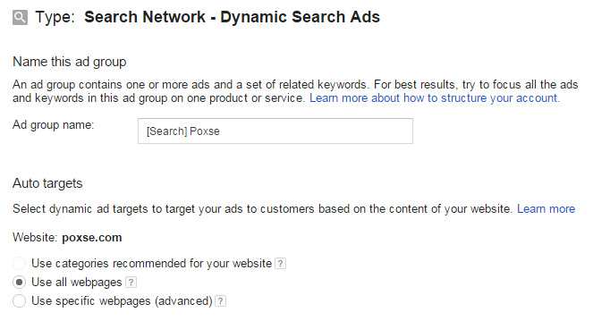 google-search-network-dynamic-search-ads