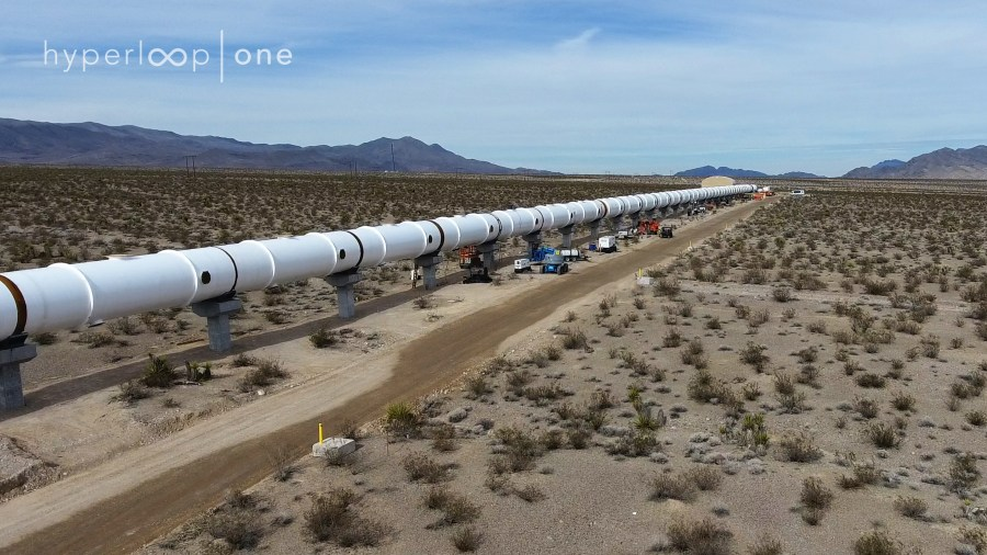 hyperloop 1