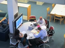 Collaboration Space Library
