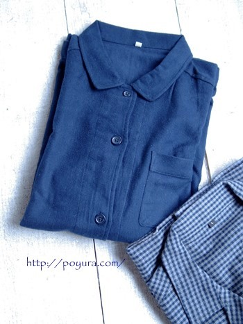無印良品の冬のパジャマ購入