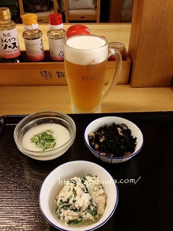 三井ガーデンホテル大阪プレミアそばで美味しい食事