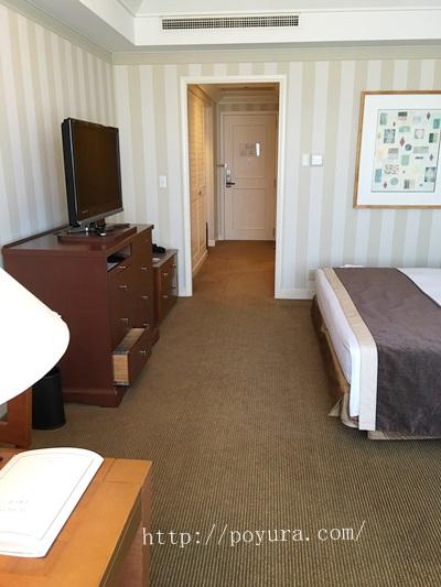 帝国ホテル大阪宿泊感想デラックスルーム