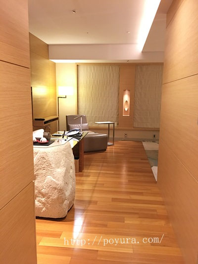 インターコンチネンタルホテル大阪宿泊記デラックス