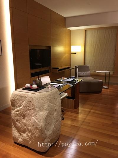 インターコンチネンタルホテル大阪宿泊記お部屋