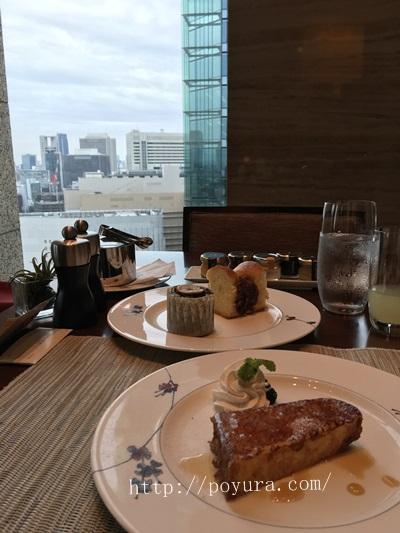 インターコンチネンタルホテル大阪の朝食ビュッフェ感想