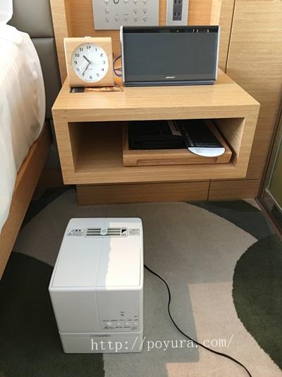 インターコンチネンタルホテル大阪備品宿泊記
