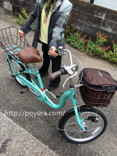 高齢者の自転車選び方