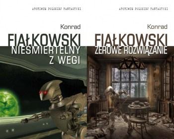 fiałkowski okładki
