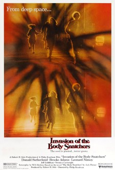 inwazja porywaczy plakat