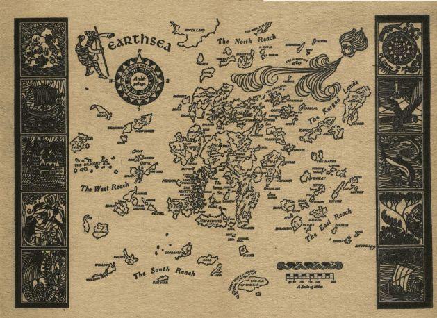 mapy w fantasy