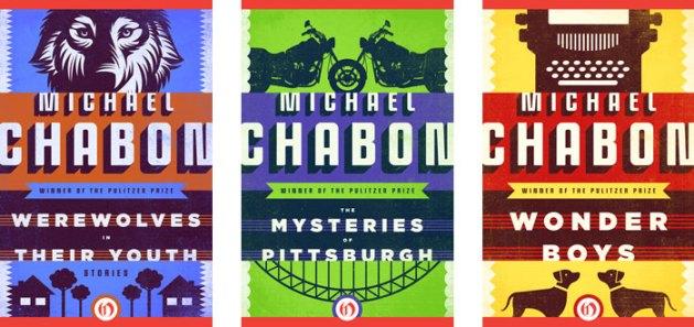 chabon covers okładki