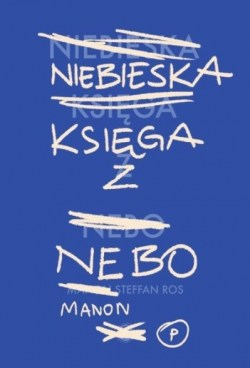 niebieska księga okładka