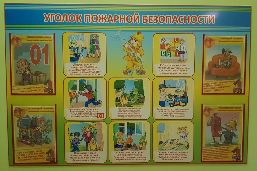 Картинки для уголка по пожарной безопасности в детском саду