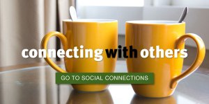 pozhet: connecting with others - go to social connections page