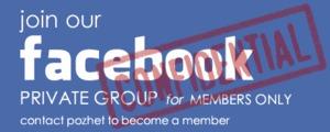 Pozhet Connect – a secret Facebook group