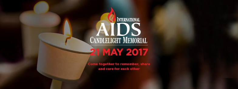 AIDS Candlelight Memorial 2017