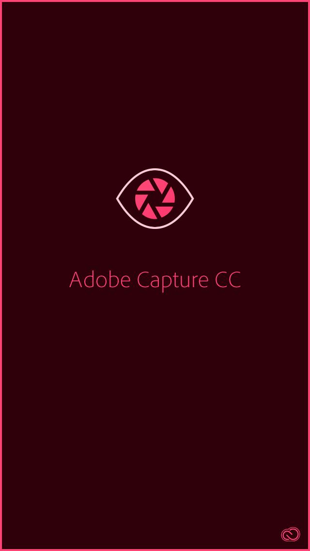 Приложение Adobe Capture CC