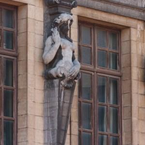 Фасад дома на Grote Markt