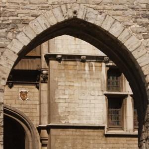 Замок Sten
