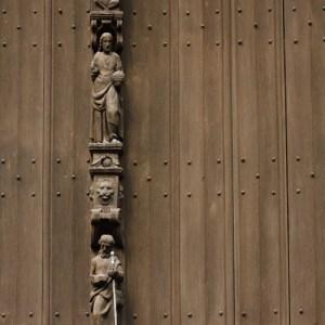 Вход в Sint Jacobskerk