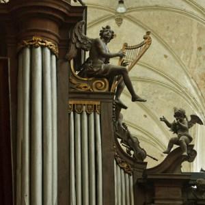 Орган церкви Sint Jacobskerk