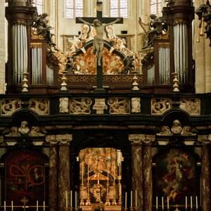 Орган в Sint Jacobskerk