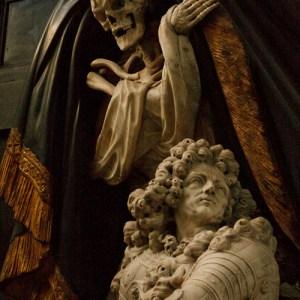Детали интерьера Sint Jacobskerk