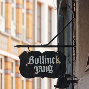 Бар на улице Oude Beurs